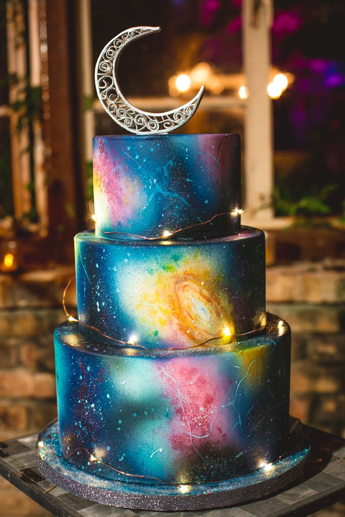 Wedding and Grooms' Cakes by Cakes ROCK!!! - 041