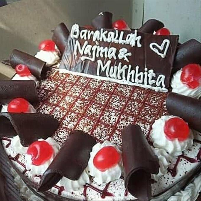 Wedding Cake dan Ultah Produksi Salzi Bakery by Salzi Bakery - 001
