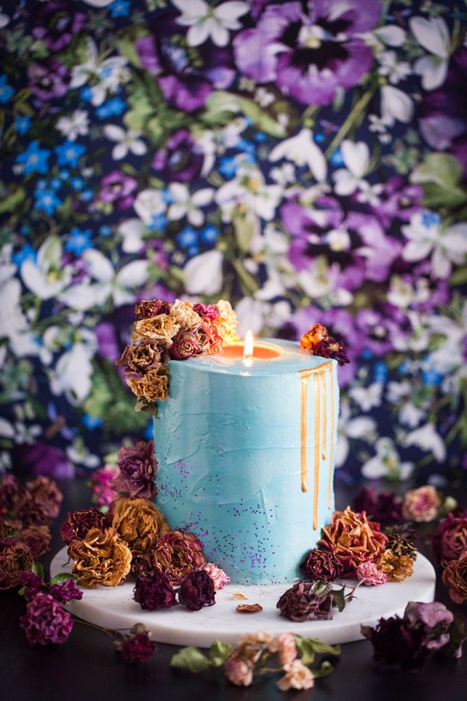 Luscious Blooms by Cake & Wildflour - 009
