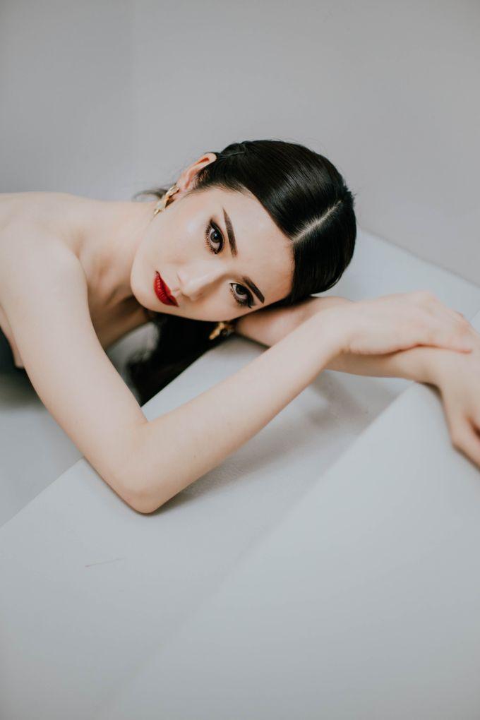 Beautyshoot - Black Swan by Caleos Photography - 005