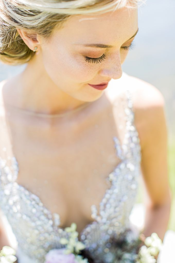 Yellowstone Bridal by Gardens of the Sun - 010