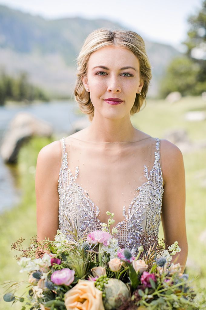 Yellowstone Bridal by Gardens of the Sun - 011