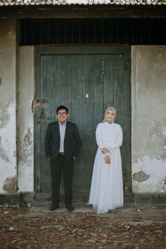 Prewedding Irsyam & Farisa by Caleos Photography - 009