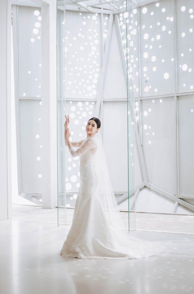 Wedding Look by Caleos Photography - 001