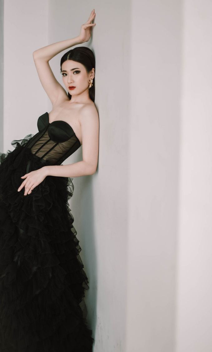 Beautyshoot - Black Swan by Caleos Photography - 002