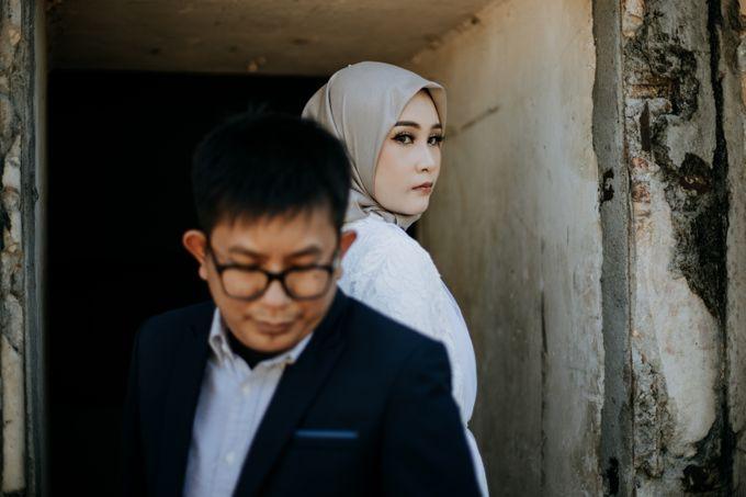 Prewedding Irsyam & Farisa by Caleos Photography - 008
