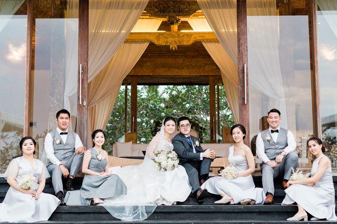 Calvin & Winda by Bali Wedding Paradise - 011