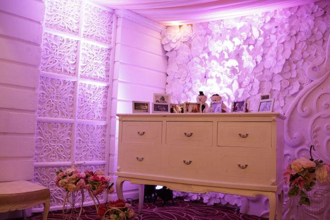 Weddding day of Andre & Febriyola at Angke Restaurant Kelapa Gading by Angke Restaurant & Ballroom Jakarta - 005
