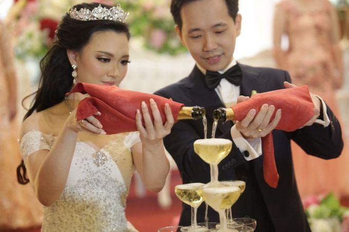 Weddding day of Andre & Febriyola at Angke Restaurant Kelapa Gading by Angke Restaurant & Ballroom Jakarta - 010