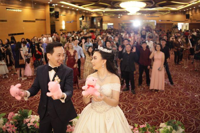 Weddding day of Andre & Febriyola at Angke Restaurant Kelapa Gading by Angke Restaurant & Ballroom Jakarta - 002
