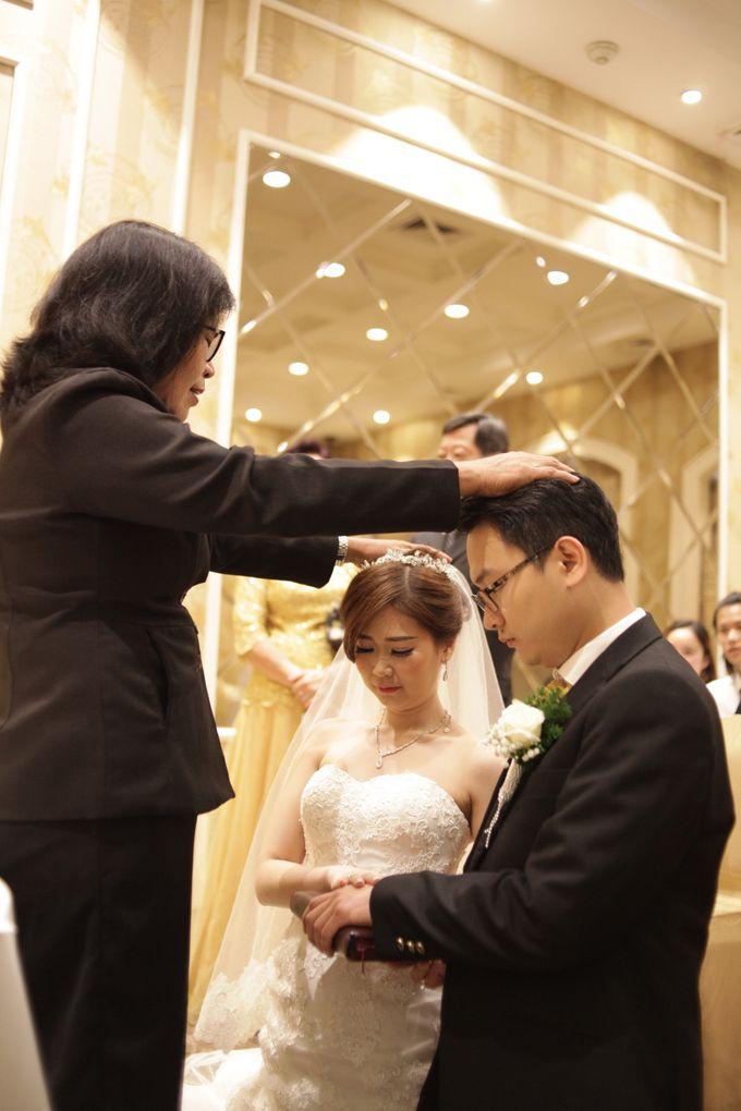 Weddding day of Johnny & Rikha at Angke Restaurant Kelapa Gading by Angke Restaurant & Ballroom Jakarta - 006