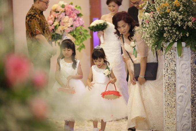 Weddding day of Johnny & Rikha at Angke Restaurant Kelapa Gading by Angke Restaurant & Ballroom Jakarta - 007