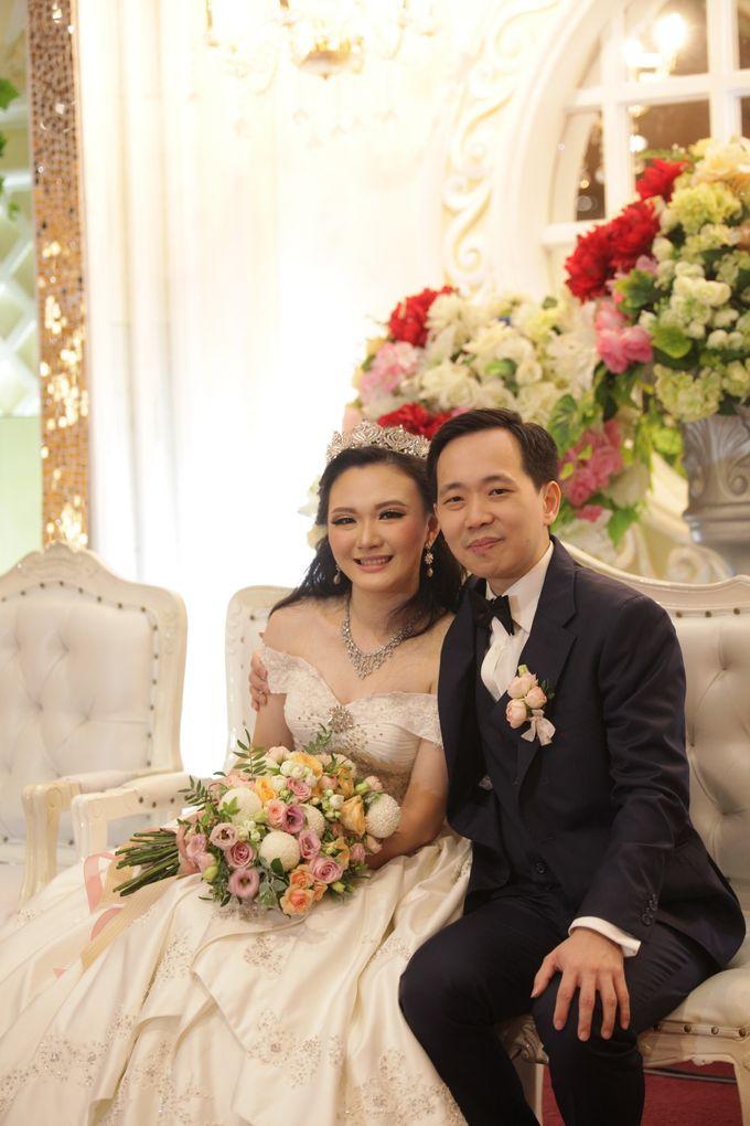 Weddding day of Andre & Febriyola at Angke Restaurant Kelapa Gading by Angke Restaurant & Ballroom Jakarta - 007