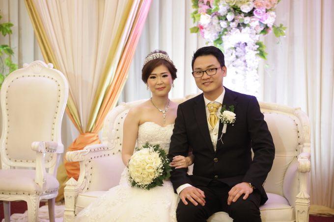 Weddding day of Johnny & Rikha at Angke Restaurant Kelapa Gading by Angke Restaurant & Ballroom Jakarta - 001