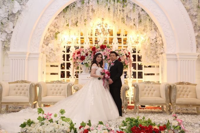 Wedding of Teddy and Margareta by Angke Restaurant & Ballroom Jakarta - 001
