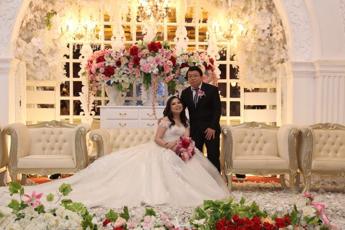 Wedding of Teddy and Margareta by Angke Restaurant & Ballroom Jakarta - 002