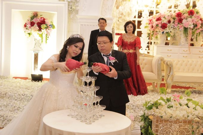 Wedding of Teddy and Margareta by Angke Restaurant & Ballroom Jakarta - 005