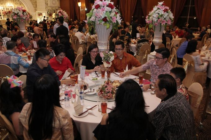 Wedding of Teddy and Margareta by Angke Restaurant & Ballroom Jakarta - 006