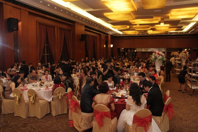 Wedding of Teddy and Margareta by Angke Restaurant & Ballroom Jakarta - 008