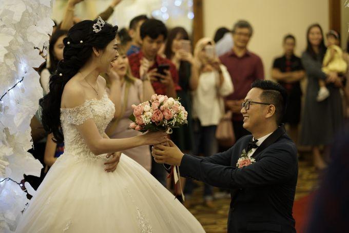 Wedding day of Herdy dan Natalyna by Angke Restaurant & Ballroom Jakarta - 001
