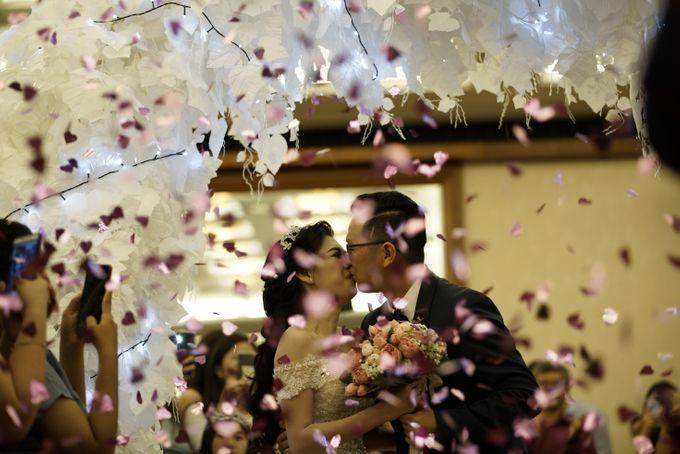 Wedding day of Herdy dan Natalyna by Angke Restaurant & Ballroom Jakarta - 003