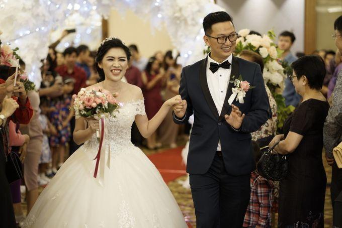 Wedding day of Herdy dan Natalyna by Angke Restaurant & Ballroom Jakarta - 004