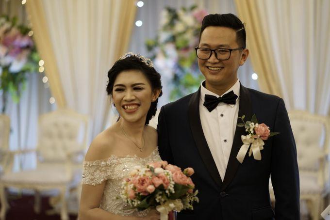 Wedding day of Herdy dan Natalyna by Angke Restaurant & Ballroom Jakarta - 002