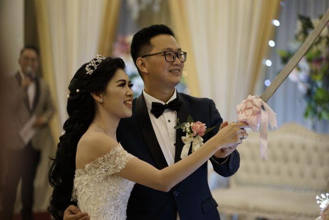 Wedding day of Herdy dan Natalyna by Angke Restaurant & Ballroom Jakarta - 005