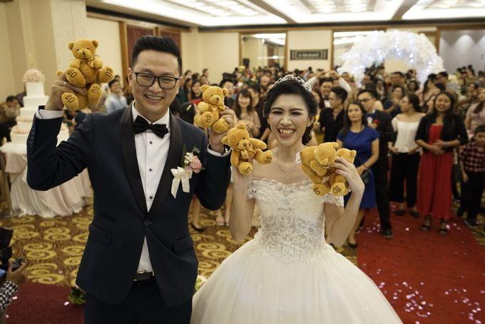 Wedding day of Herdy dan Natalyna by Angke Restaurant & Ballroom Jakarta - 006