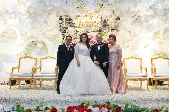 Wedding day of Sui Hoa dan Juhana by Angke Restaurant & Ballroom Jakarta - 007
