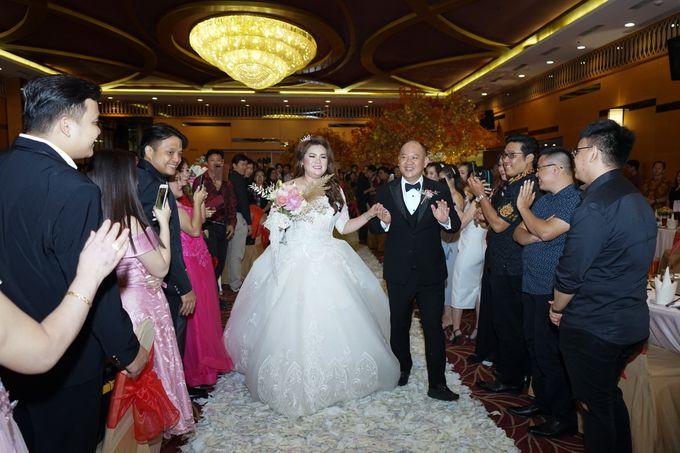 Wedding day of Sui Hoa dan Juhana by Angke Restaurant & Ballroom Jakarta - 002