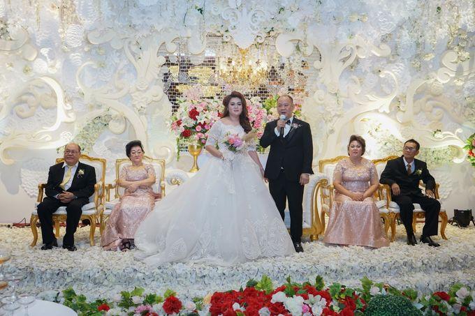 Wedding day of Sui Hoa dan Juhana by Angke Restaurant & Ballroom Jakarta - 001