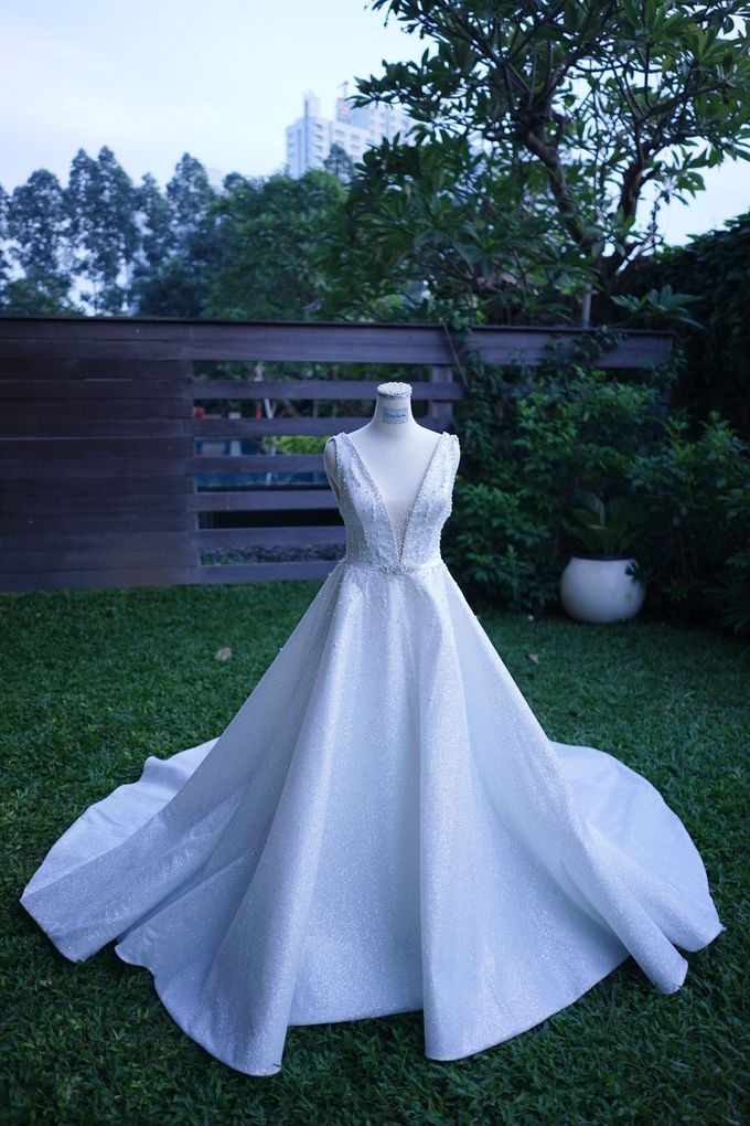 THE WEDDING OF DIAN & AGUS by ODDY PRANATHA - 020