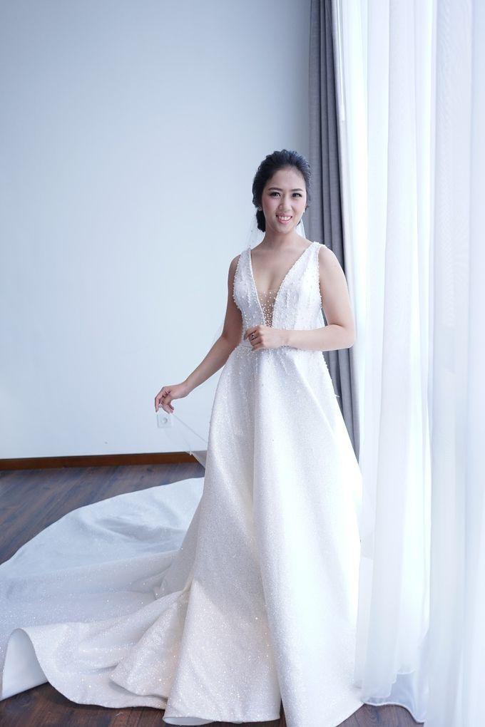 THE WEDDING OF DIAN & AGUS by ODDY PRANATHA - 009