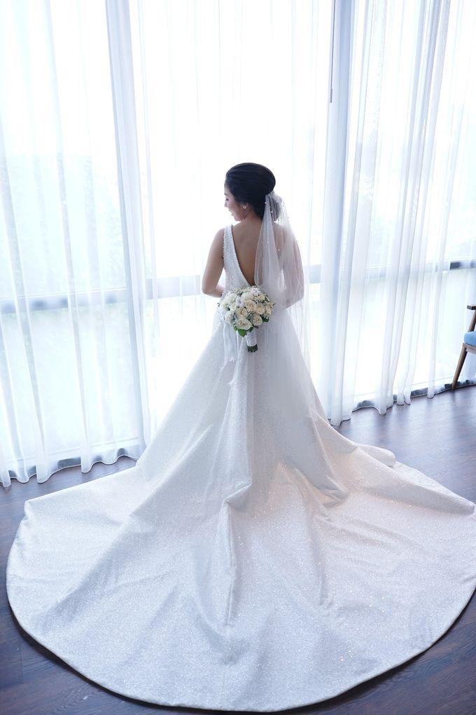 THE WEDDING OF DIAN & AGUS by ODDY PRANATHA - 019