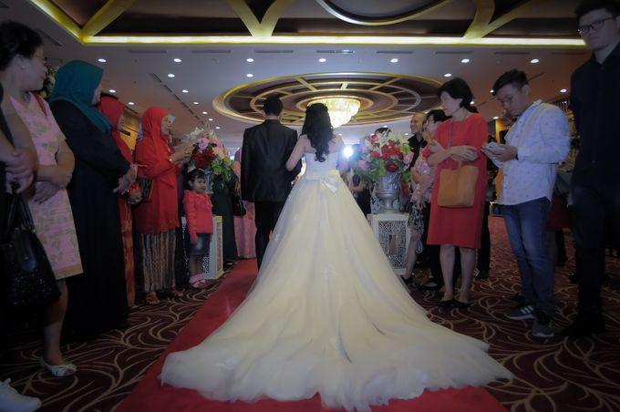 Weddding day of Christian & Silvia at Angke Restaurant Kelapa Gading by Angke Restaurant & Ballroom Jakarta - 005