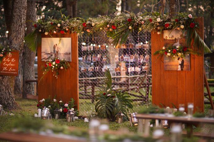Nita & Edwin Wedding At PineHill Cibodas by Josh & Friends Entertainment - 022