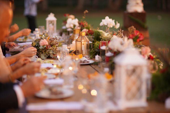 Nita & Edwin Wedding At PineHill Cibodas by Josh & Friends Entertainment - 005