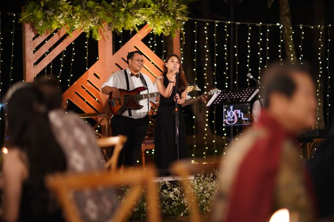 Nita & Edwin Wedding At PineHill Cibodas by Josh & Friends Entertainment - 004