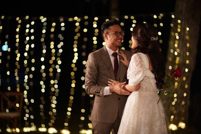 Nita & Edwin Wedding At PineHill Cibodas by Josh & Friends Entertainment - 011