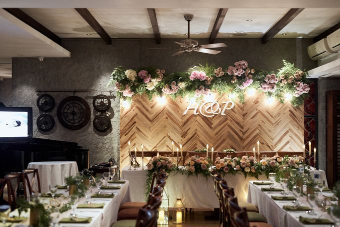 Hendrik & Puji by La Bloom Florist - 019