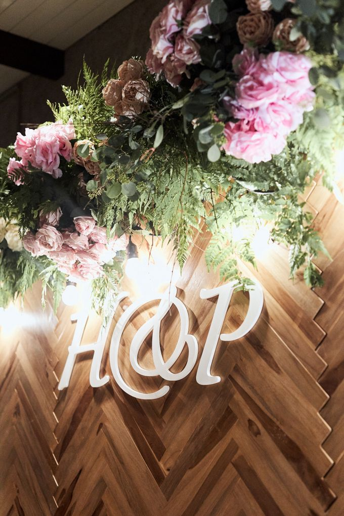 Hendrik & Puji by La Bloom Florist - 025