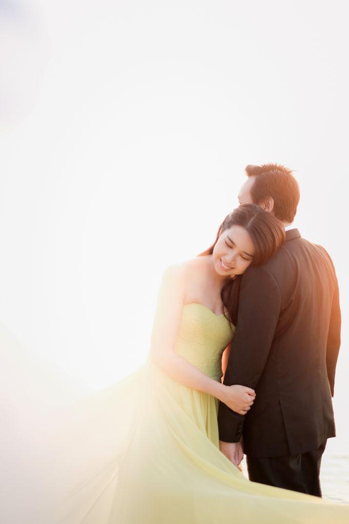 Prewedding of Devita & Saptono by Royal Photograph - 003