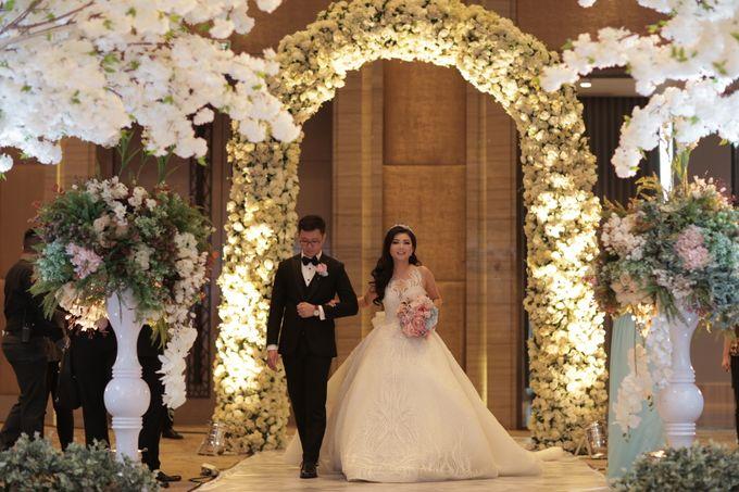 Wedding Julius & Helena by Novotel Tangerang - 001