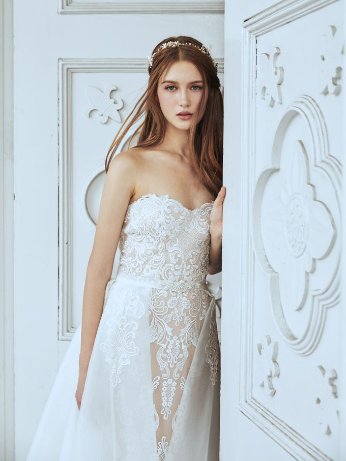 ETHEREAL 2018 BRIDAL COLLECTION by Ethereal - 001