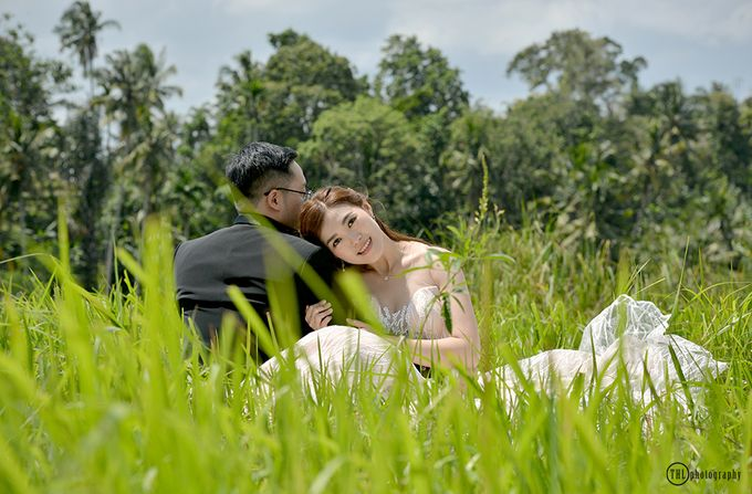 Prewedding of Willy & Wenny by THL Photography - 003