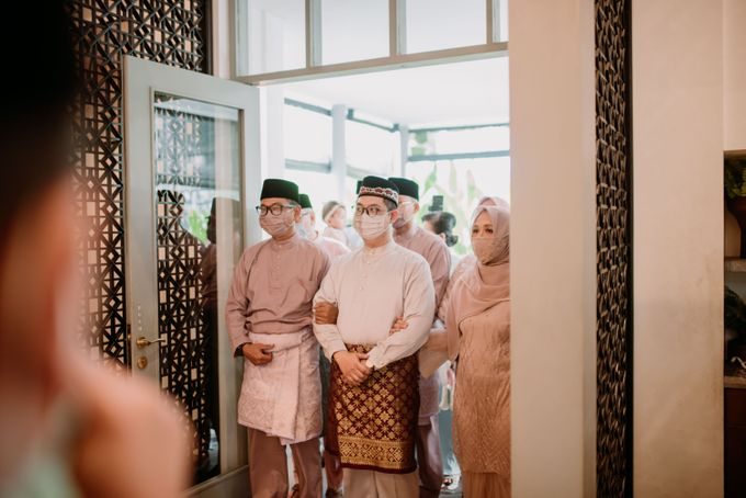 The Wedding of Gevia & Habib di Seribu Rasa Summarecon Bekasi by Decor Everywhere - 021