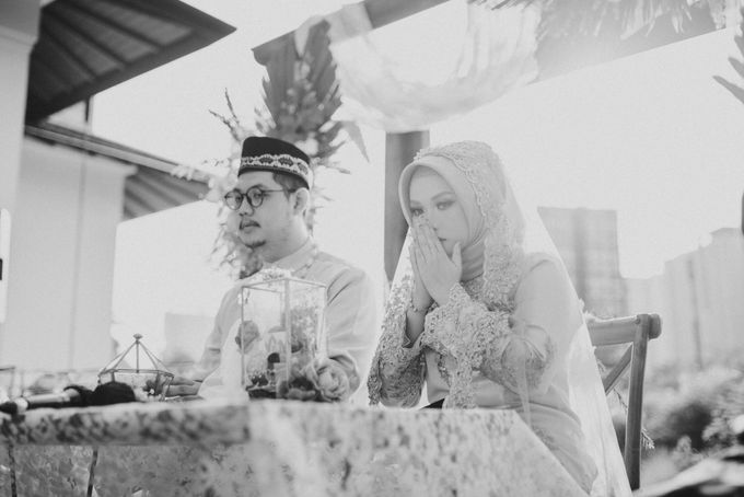The Wedding of Gevia & Habib di Seribu Rasa Summarecon Bekasi by Decor Everywhere - 034