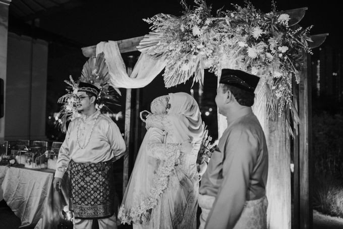 The Wedding of Gevia & Habib di Seribu Rasa Summarecon Bekasi by Decor Everywhere - 047