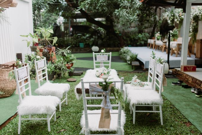 The Wedding of Anggira & Effrin by Decor Everywhere - 005